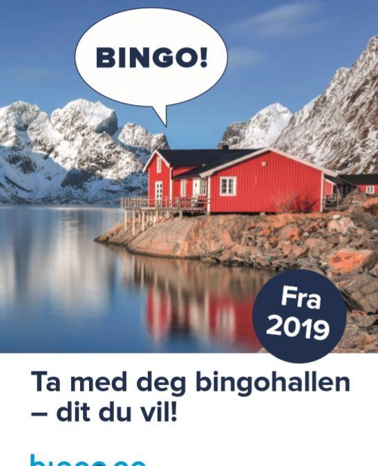 Spill på nett: Bingo.no