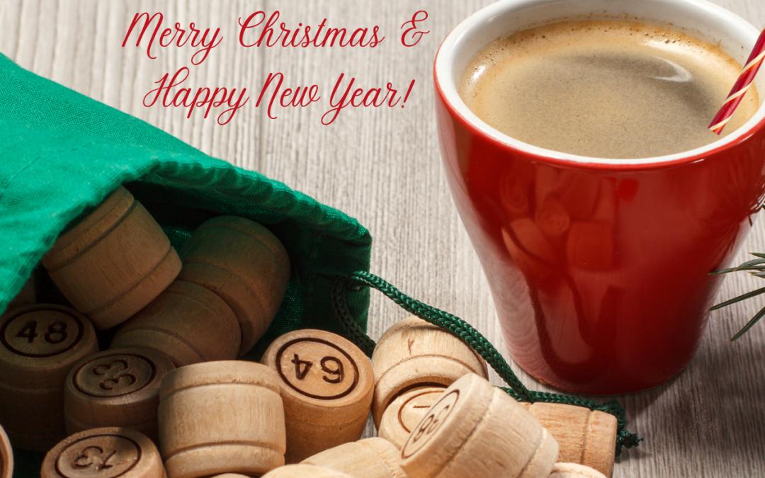 God Jul og Godt Nytt År – vi har åpent i jula!